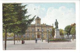 17574 - Duisburg-Meiderich Rathaus U. Kaiser Wilhelmdenkmal - Duisburg