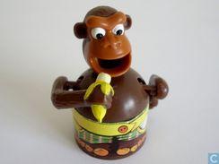 Die Feinschlecker / Gorilla + BPZ - Maxi (Kinder-)
