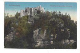 17575 - Schramberg Ruine Nippenburg Auf Dem Schlossberg - Schramberg
