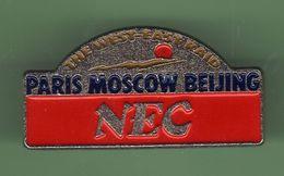 PARIS MOSCOW BEIJING *** NEC *** 0088 - Automobile - F1
