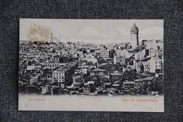 Salut De CONSTANTINOPLE - Vue Générale - Turquie