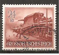 Deutsches Reich 1944 - Gebraucht