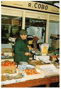 CPSM - Halles De Nay - Marchand De Fruits Et Légumes 04/1989 - 300ex - Frankreich
