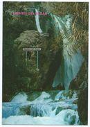 CALLOSA DE ENSARRIA (España) - Fuentes Del Agar - Rio Algar - Cascada Toll De La Caldera - Non écrite -Scan Recto-verso - Espagne