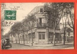 JA-24 Vichy La Pastillerie, Attelage. Cachet Frontal. - Vichy