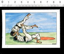 Image Bon-point Sport Judo  IM175/15 - Vecchi Documenti
