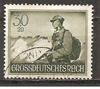 Deutsches Reich 1944 - Used Stamps