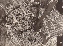 Orig. Luftbild Verdun - Artillerie-Meßabt. Der Artillerie-Meßschule Wahn - Dienstgebr. 1. WK - 11*8cm (30410) - Guerre, Militaire