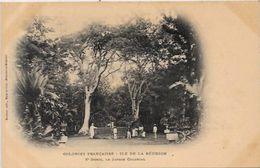 CPA Ile De La Réunion Non Circulé Saint Denis - Saint Denis