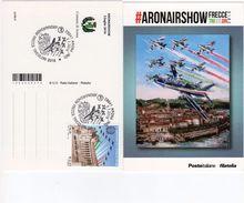 ARONAIRSHOW Frecce Tricolori 2016 - Arona 2.7.2016 - 1946-....: Era Moderna