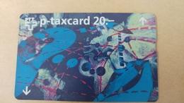Switzerland-(v-92c)-zurich-multimedia-(623l)(20chf)-tirage-3.750-used Card+1card Prepiad Free - Suisse