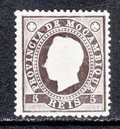 MOZAMBIQUE  15  * - Mozambique