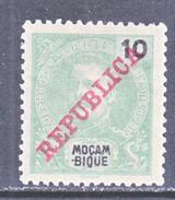 MOZAMBIQUE  101    * - Mozambique
