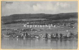 CH - Erlenbach B. Meilen ZH - Teilansicht - Gel. 1912 Nach Stuttgart - Rar - ZH Zürich