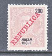 MOZAMBIQUE  110   * - Mozambique
