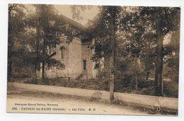TAUSSAT LES BAINS - N° 102 - LES ELFES - CPA NON VOYAGEE - Autres Communes