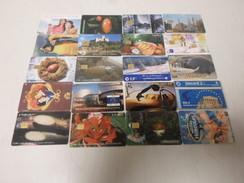 WORLD MIX - Nice Lot Of 20 Different Phonecards With RARER Cards - Télécartes