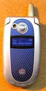 ECHANTILLON SANS EMPLOI FACTICE TELEPHONE PORTABLE MOTORALA SFR - Téléphonie