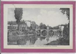 51.- BAR-LE-DUC .- Pont Notre-Dame , Sur L' Ornain - Bar Le Duc