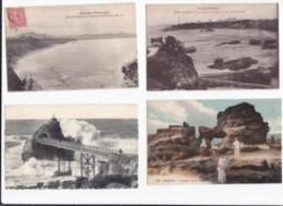64 -- Pyrénées Atlantique -- Biarritz -- Lot De 63 Cartes -- Frais De Port :3 Euros 50. - Cartes Postales