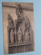 Sint Rochus Altaar Autel - Léau ( Ch. Peeters ) Anno 1933 ( Zie Foto Voor Detail ) !! - Zoutleeuw
