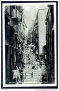 NAPOLI - VICOLO DEL PALLONETTO A SANTA LUCIA - Animata - Napoli (Naples)