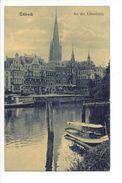 17580 - Lübeck An Der Untertrave Barque - Luebeck