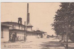 Butgenbach. Camp D'Elsenborn. Usine électrique. Elektrische Centrale - Bütgenbach