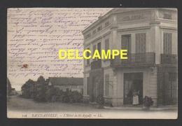 DD / 83 VAR / SAINT-AYGULF / L' HÔTEL DE SAINT-AYGULF / ANIMÉE / CIRCULÉE EN 1907 - Saint-Aygulf
