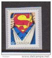 Canada, 2013, # 2678, Superman    Single From Roll  MNH - 1952-.... Règne D'Elizabeth II