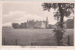 Chiny. Jamoigne. Le Château Du Sacré Coeur. - Chiny