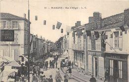 17 MARANS RUE D'ALIGRE SUPERBE ANIMATION - France