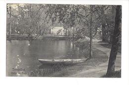 17585 - Tempelhof Partie Im Park Barque - Tempelhof