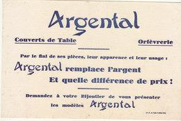 Ardental, Couverts De Table, Orfèvrerie - Blotters