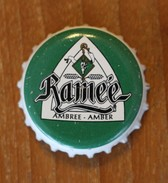 Bière Beer Bier Cerveza Cerveja Birra RAMEE Ambrée Amber - Bière