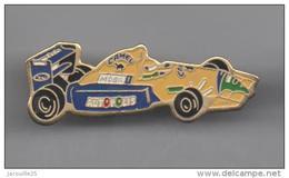 PINS PIN'S AUTO AUTOMOBILE COURSES RALLYE F1 40 MMS AUTOPOLIS CAMEL MOBIL  METAL - Car Racing - F1