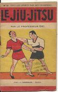 LE JIU-JITSU - Sport