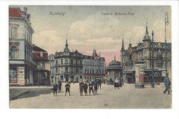 17597 -  Duisburg Friedrich Wilhelm Platz - Duisburg