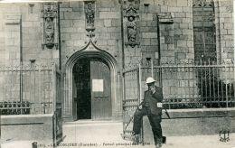 N°55411 -cpa Le Conquet -portail Principal- - Le Conquet