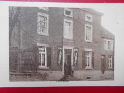 Vaux-Borset :Café De La Renommée-Bières Piedboeuf (V2198) - Villers-le-Bouillet