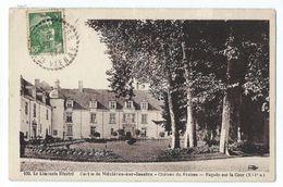 Mézières-sur-Issoire - Château De Fraisse - Façade Sur La Cour - Meziere Sur Issoire