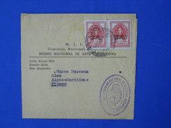 Service Stamps, Museum Of Art - Dienstzegels