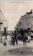 AFRIQUE --  DAHOMEY -- Village De Pêcheurs - Dahomey