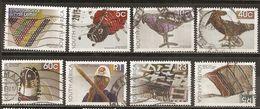 Afrique Du Sud South Africa 2010 Beadwork Arts Obl - Afrique Du Sud (1961-...)