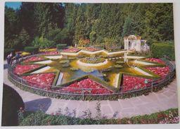 VICTORIA B.C. Canada - The Butchart Gardens - The Star Pond VG - Victoria