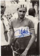 CYCLISME TOUR  DE  FRANCE  Autographe  HENRY ANGLADE - Wielrennen