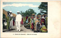 AFRIQUE --  DAHOMEY -- Marché De Ouidah - Dahomey