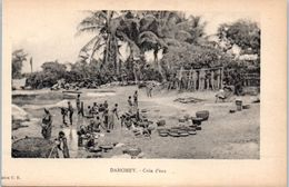 AFRIQUE --  DAHOMEY -- Coin D'eau - Dahomey