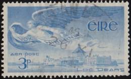 Ireland - Scott #C2 Angel Over Rock Of Cashel / Used Stamp - Airmail