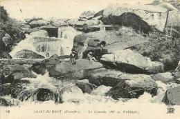 SAINT HERBOT      LA CASCADE - Saint-Herbot